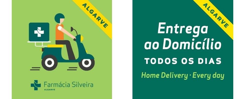 Pharmacy Home Delivery - Farmácia Silveira