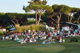 Picnics in the Park at Quinta do Lago