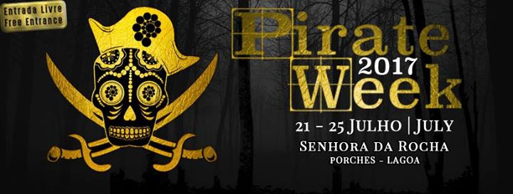 Pirate Week 2017 | Sra. Rocha