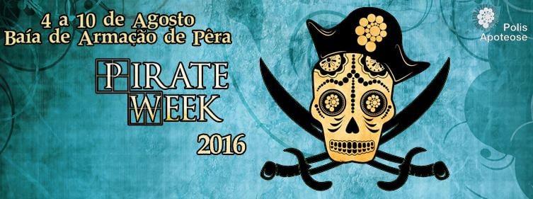 Pirate Week in Armação de Pêra