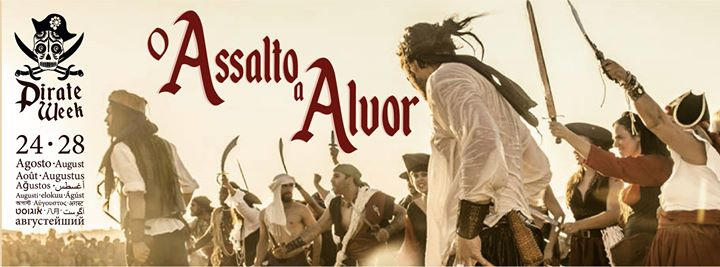 Pirate Week - 'O Assalto a Alvor'