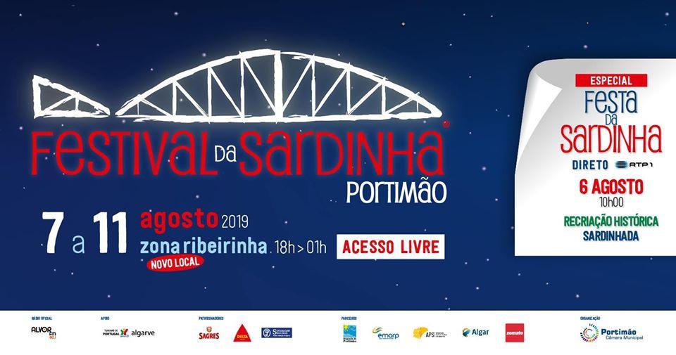 Portimão Sardine Festival