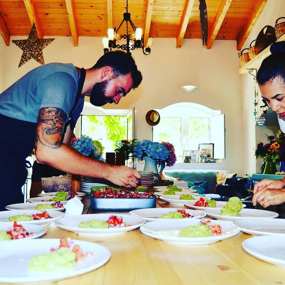 Portuguese Cooking Class at Casa de Mondo