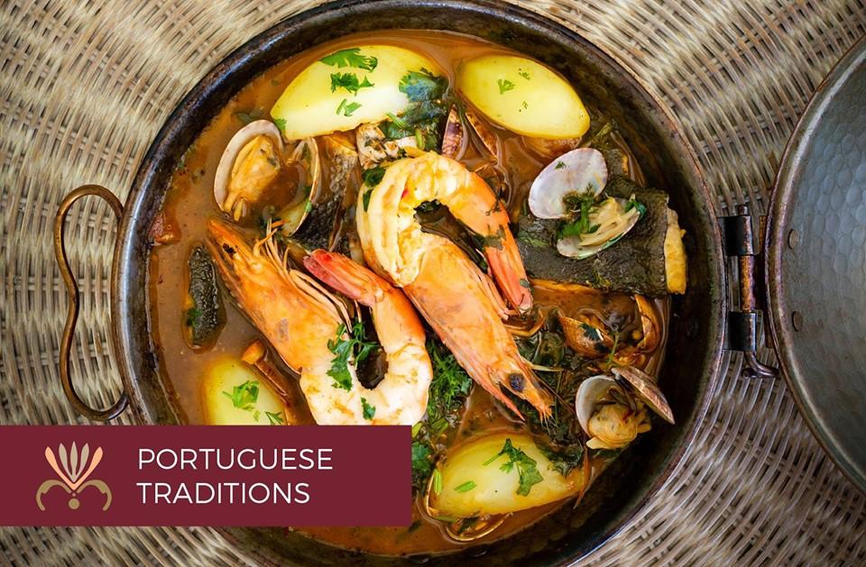 Portuguese Traditions at Vivenda Miranda