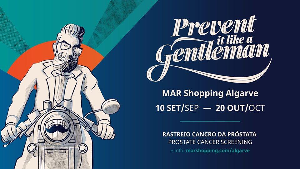 Prostate Cancer Screening at MAR Shopping Algarve