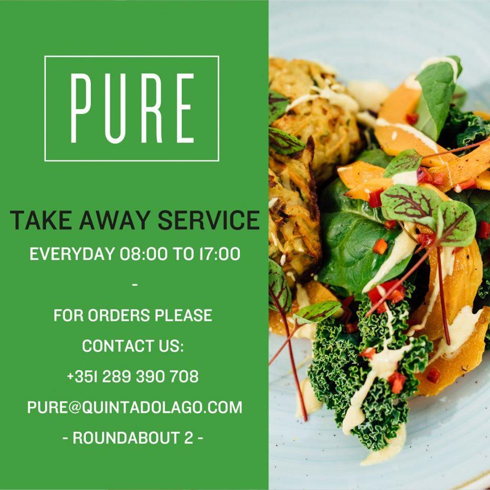 Restaurant Take Away Service during Coronavirus Outbreak