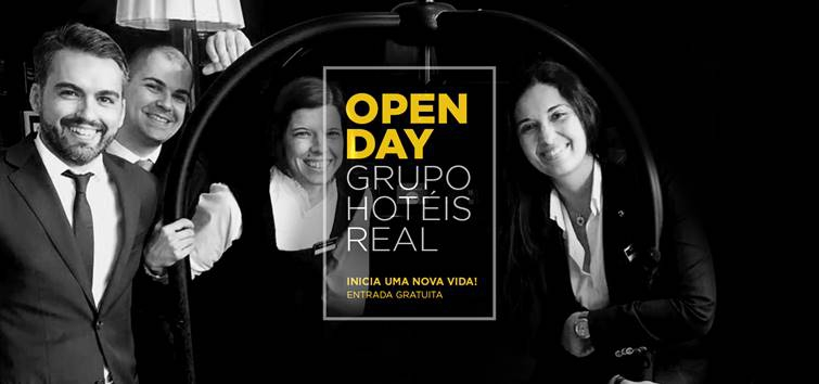 Recruitment Open Day at Hotéis Real Group