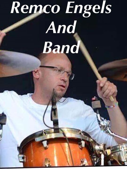Remco Engels and Band