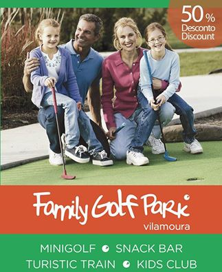 Residents' Discount at Family Golf Park