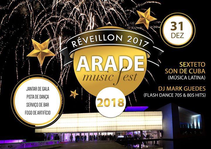 Réveillon Arade Music Fest