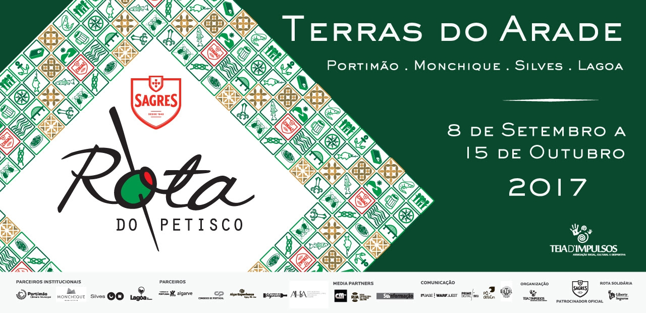 Rota do Petisco returns to the Arade