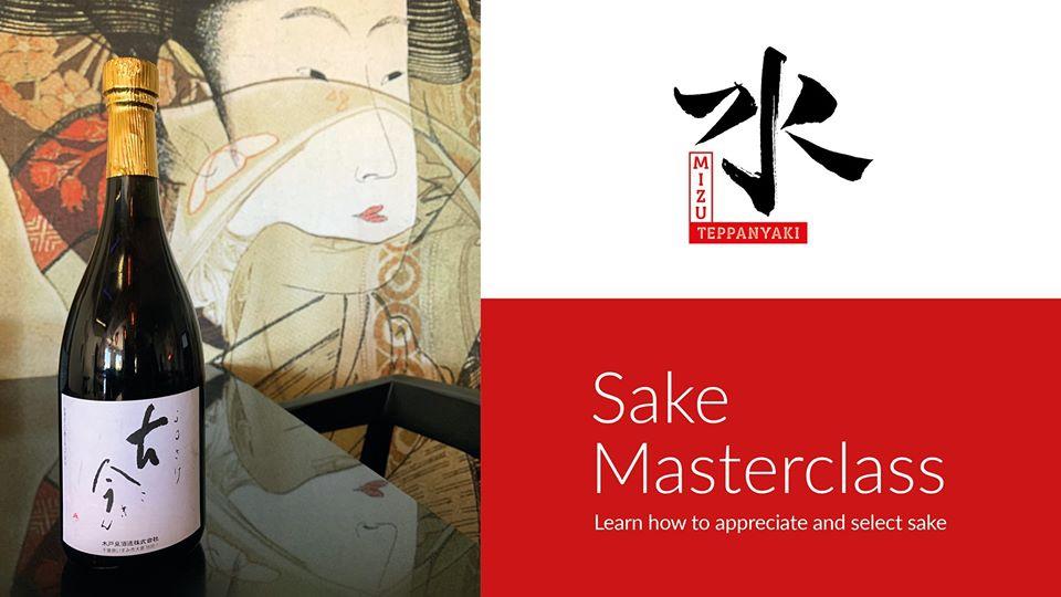 Sake Masterclasses