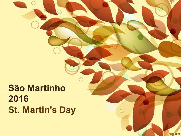São Martinho -St.Martin's Day- Bar Boa Vista 21.00hrs
