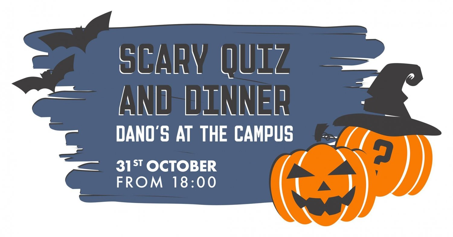 Scary Quiz & Dinner at Dando's