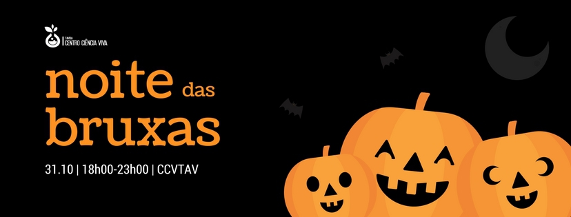 Science Party: Halloween at Centro Ciência Viva de Tavira