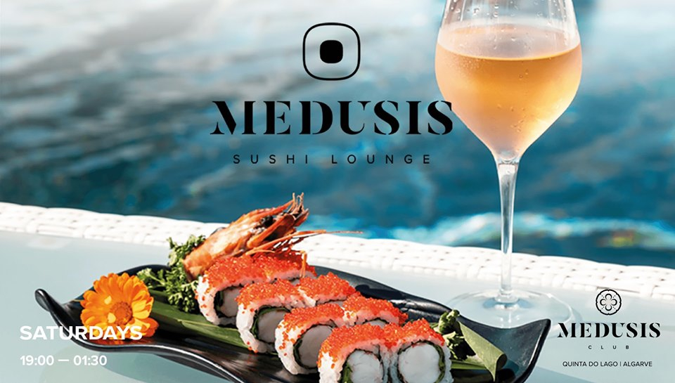 Select Saturdays at Medusis Sushi Lounge
