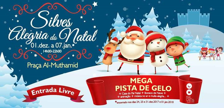 Silves Alegria do Natal