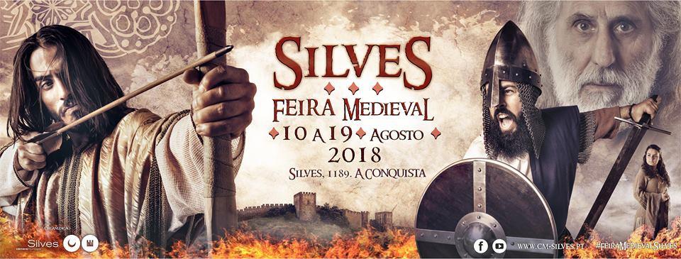 Silves Medeival Fair 2018