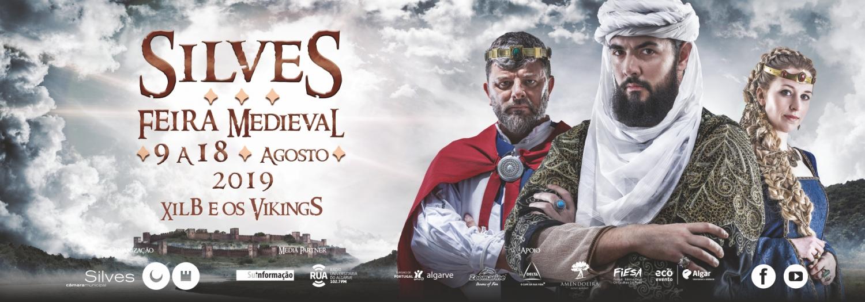 Silves Medieval Fair 2019