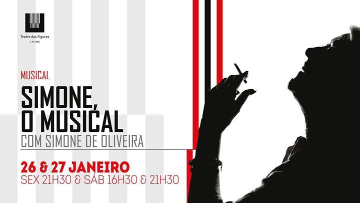 Simone, O Musical ▸ Faro