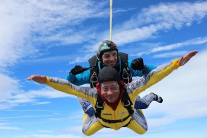 Skydive Gift Vouchers for Christmas