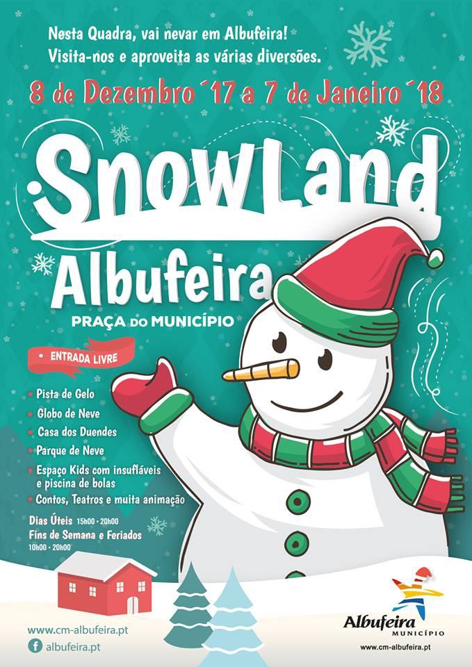Snowland Albufeira