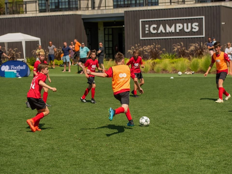Soccer Camps 2021 at The Campus, Quinta do Lago