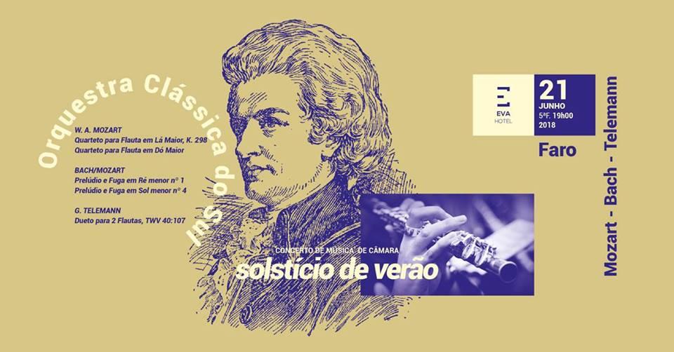 Solstício de Verão Classical Concert at Hotel Eva