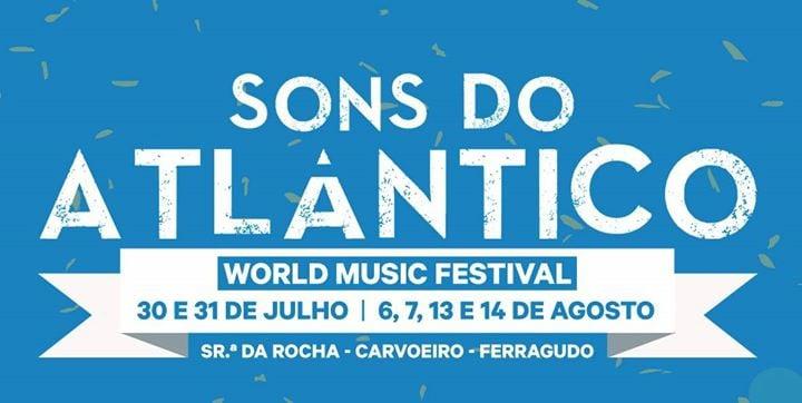 Sons do Atlântico | world music festival - Carvoeiro