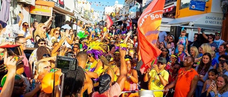 Soul in the Algarve Carnival