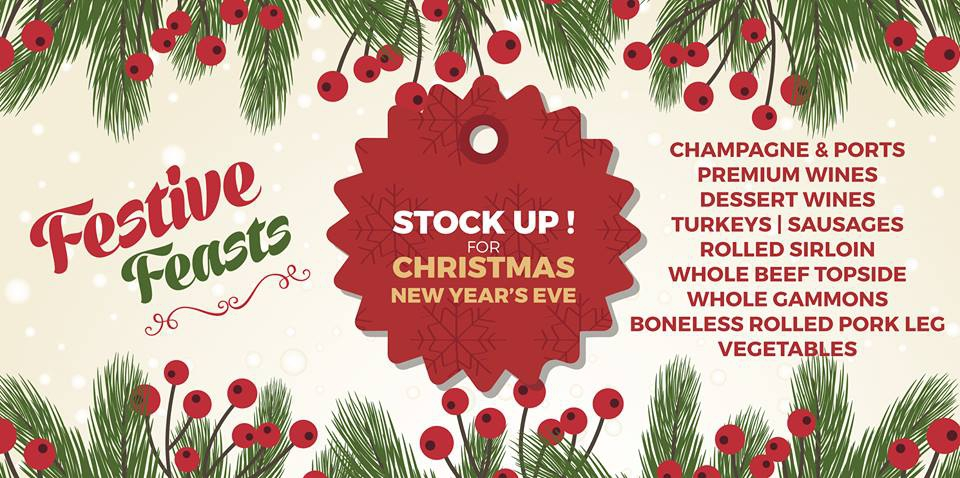Special Festive Prices at The Natural Meat Company
