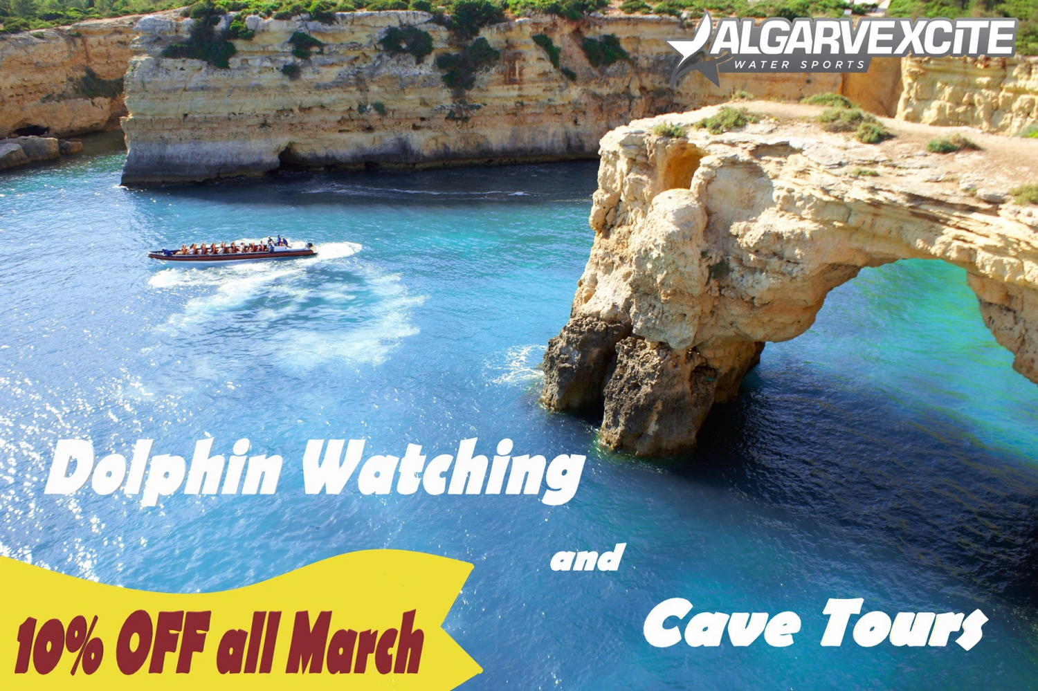 Special March Offer from AlgarveExcite