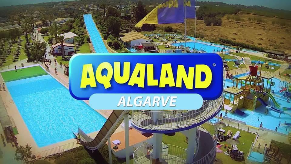 Spider Man at Aqualand Algarve