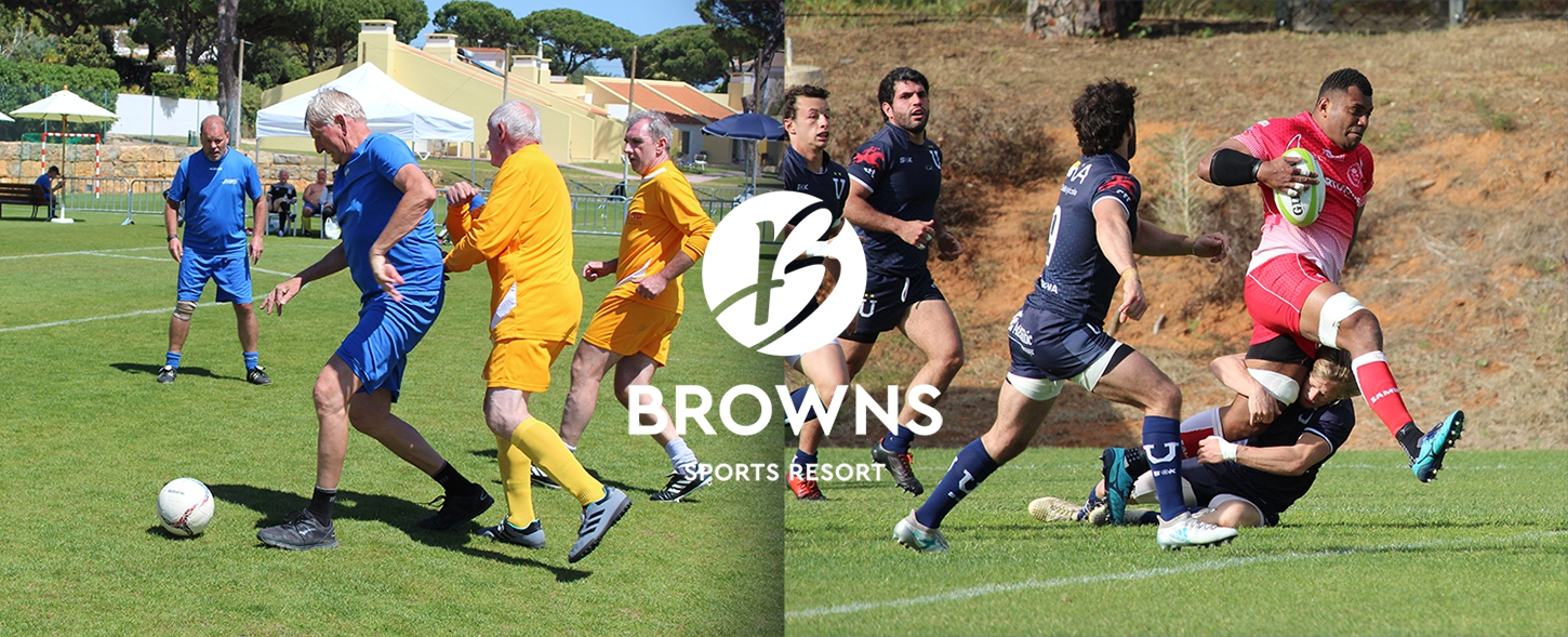 Sports Festivals at Browns: Rugby and Walking Football