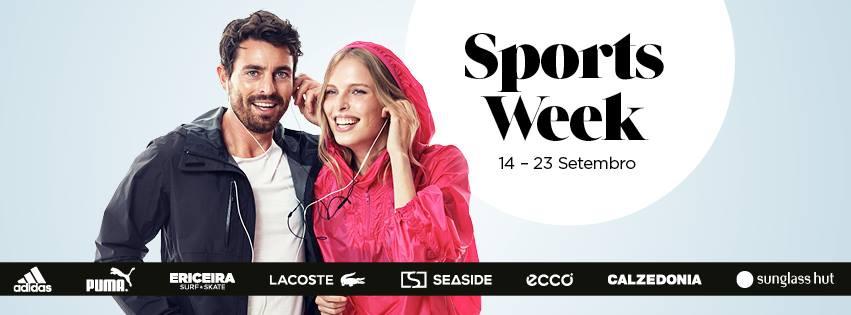 Sports Week at Designer Outlet Algarve