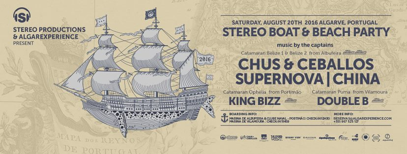 Stereo Boat & Beach Party