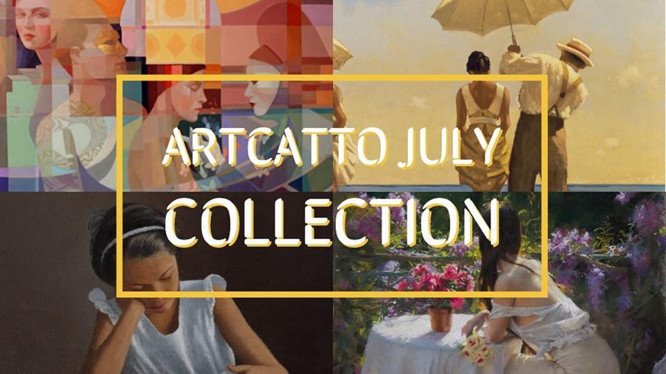 Summer 2018 Exhibition at ArtCatto