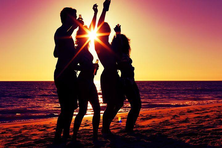 Summer Beach Party at Koko Beach