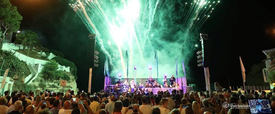 Summer Concert on the Beach