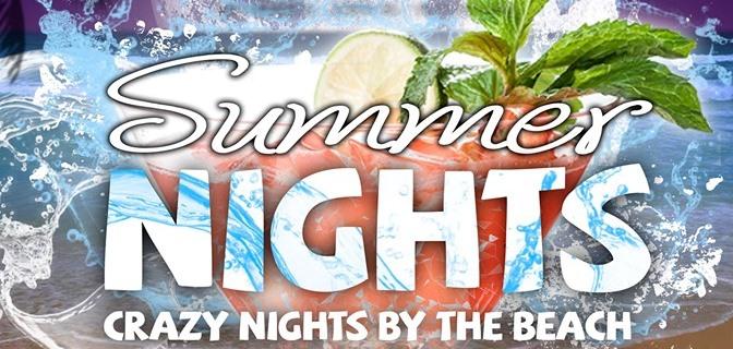 Summer Nights at The Beach Bar
