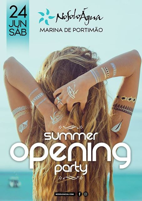Summer Opening Party 2017