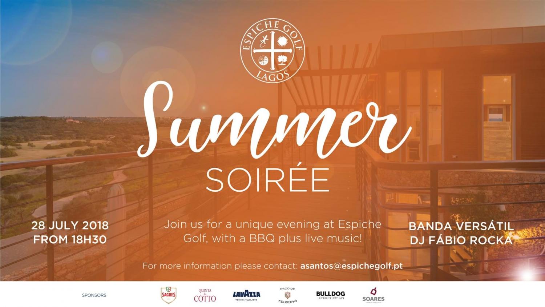 Summer Soirée at Espiche Golf