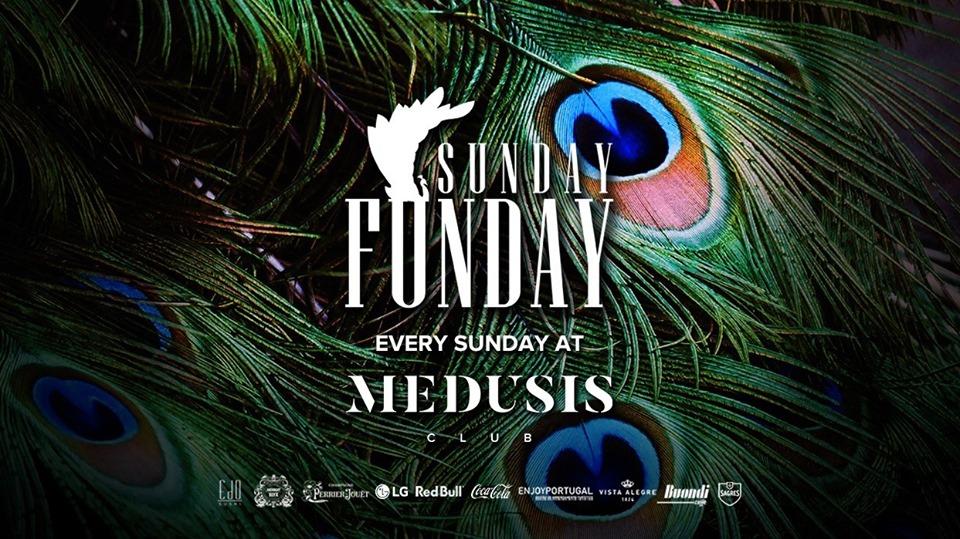 Sunday Fundays at Medusis