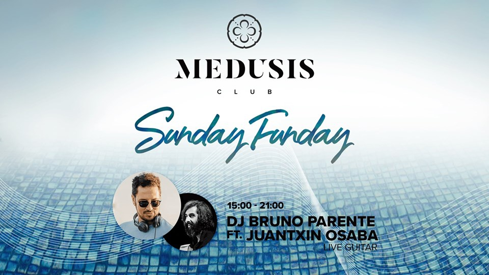 Sunday Fundays at Medusis
