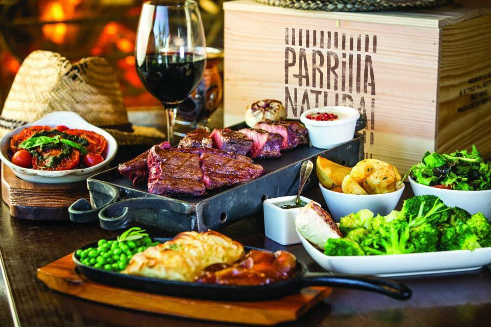 Sunday Roast at Parrilla Natural