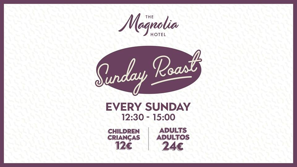 Sunday Roast at The Magnolia Hotel