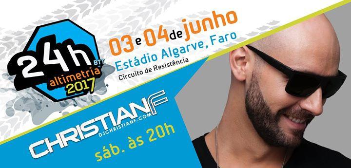 Sunset Christian F - Estadio Algarve 24 Horas BTT Altimetria