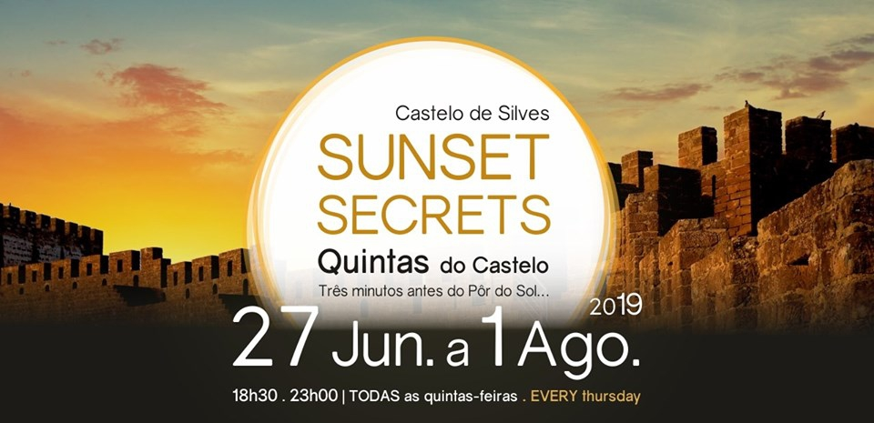 Sunset Secrets at The Castle - Silves