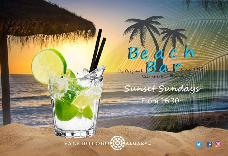 Sunset Sundays at The Beach Bar