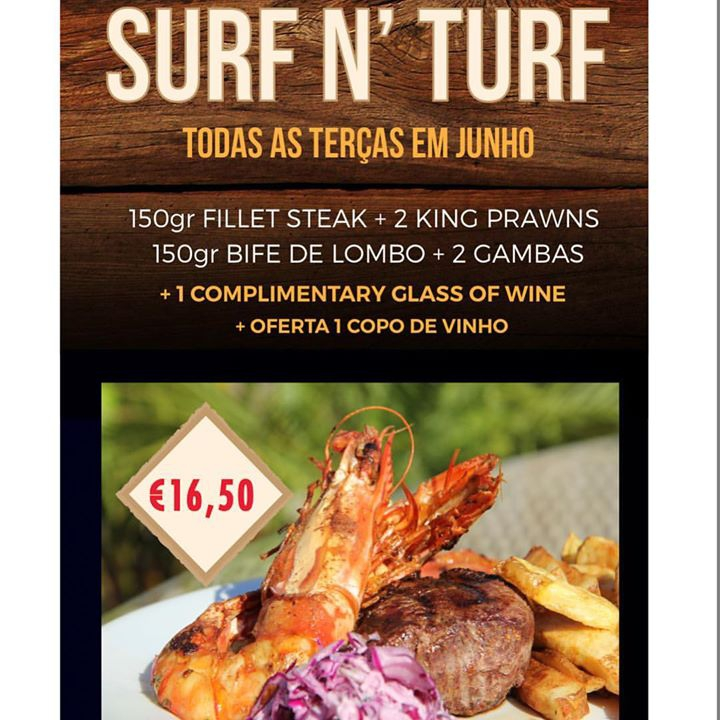 Surf & Turf Tuesdays